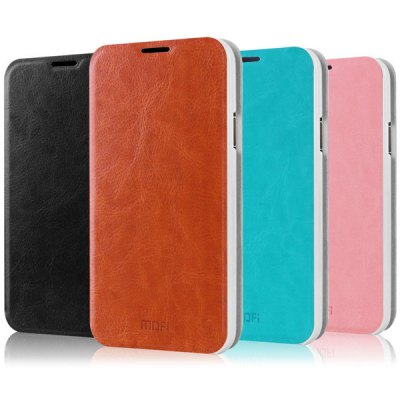Фотография Mofi Stand Design PC and PU Material Cover Case for Samsung Galaxy S5 i9600 SM - G900