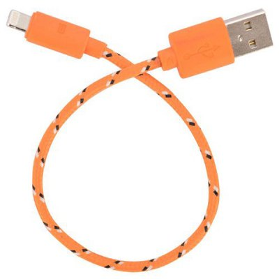 20cm-woven-design-8pin-data-sync-charging-cable-for-iphone-6-6-plus-iphone-5-ipad-mini