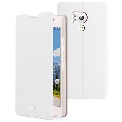 Гаджет   Mofi Stand Design PC and PU Material Cover Case for Huawei Honor 3 Other Cases/Covers