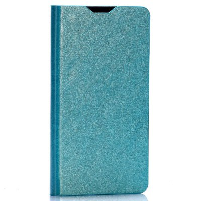 Crystal Grain Phone Cover PU Case Skin with Stand Function for Sony Xperia Z2a D6563