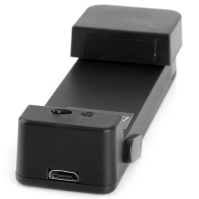 Фотография Compact Battery Charge Dock with Micro USB Output