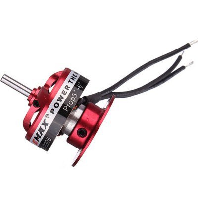 EMAX CF Series CF2805 2840KV Brushless Outrunner Motor for RC AeromodellingMulti Rotor Parts<br>EMAX CF Series CF2805 2840KV Brushless Outrunner Motor for RC Aeromodelling<br><br>Type: Motor<br>Feature: Tools/accessories of radio control series toy<br>Package weight: 0.080 kg<br>Package size (L x W x H): 7 x 5 x 3 cm / 2.75 x 1.97 x 1.18 inches<br>Package Contents: 1 x CF2805 Motor