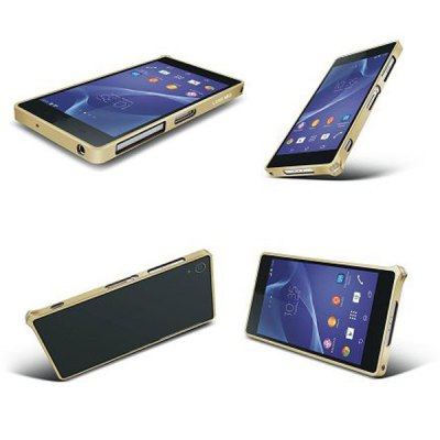 Business Style Metal Bumper Hard Case for Sony Xperia Z2 L50W D6502 D6503Cases &amp; Leather<br>Business Style Metal Bumper Hard Case for Sony Xperia Z2 L50W D6502 D6503<br><br>Compatible models: Sony Xperia Z2 L50W D6502 D6503<br>Features: Dirt-resistant, Back Cover, Anti-knock<br>Material: Alloy<br>Style: Solid Color, Novelty<br>Color: Yellow, Pink, Silver, Red, Blue, Green, Purple, Black<br>Product weight: 0.030 kg<br>Package weight: 0.07 kg<br>Product size (L x W x H) : 14 x 7 x 1 cm / 5.50 x 2.75 x 0.39 inches<br>Package size (L x W x H): 15 x 8 x 2 cm / 5.90 x 3.14 x 0.79 inches<br>Package Contents: 1 x Case