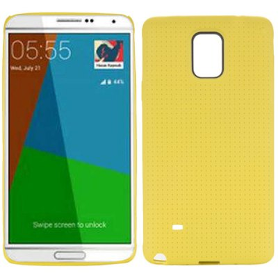 Mesh Pattern TPU Case for Samsung Galaxy Note 4