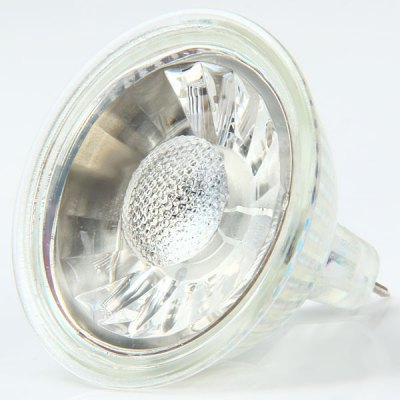 Фотография 600LM MR16 6W 3000K COB LED Spot Light Bulb Recessed Tracking LED Bulb