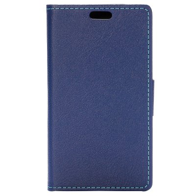 Magnetic Flip Card Slot Stand Function Leather Case for Samsung Galaxy Core 4G TD - LTE G3518 G386F