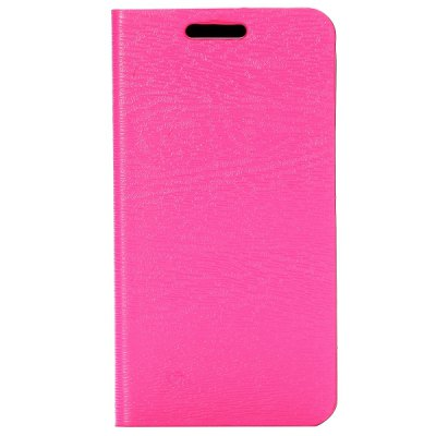 ФОТО Card Slot Magnetic Flip Stand Leather Case for Samsung Galaxy Core 4G TD - LTE G3518 G386F