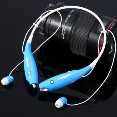 HBS - 730 Bluetooth V4.0 + EDR Headset Wireless HeadphoneSports &amp; Fitness Headphones<br>HBS - 730 Bluetooth V4.0 + EDR Headset Wireless Headphone<br><br>Model  : HBS-730<br>Color : Pink, Red, Black, Blue, Orange, Gold, White<br>Wearing type : Neckband<br>Feature: Wireless Headphone<br>Function : Bluetooth, Microphone, Answering phone<br>Connectivity : Wireless<br>Connecting interface : Micro USB<br>Application : Mobile Phone<br>Power supply: Built-in rechargeable battery<br>Working time: 10 hours<br>Standby time: 360 hours<br>Bluetooth: Yes<br>Bluetooth version: V4.0 + EDR<br>Bluetooth mode: Headset, Hands free<br>Product weight  : 0.035 kg<br>Package weight  : 0.21 kg<br>Product size (L x W x H) : 17 x 14 x 2 cm / 6.68 x 5.50 x 0.79 inches<br>Package size (L x W x H) : 23 x 20 x 5 cm / 9.04 x 7.86 x 1.97 inches<br>Package contents: 1 x Bluetooth Headset, 1 x USB Cable, 4 x Earplug, 1 x English User Manual, 1 x Mobile Phone Arm Bag