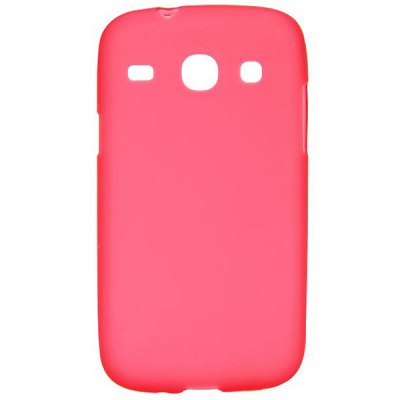 Гаджет   Anti - knock Solid Color TPU Case for Samsung Galaxy Core i8260 i8262 Samsung Cases/Covers