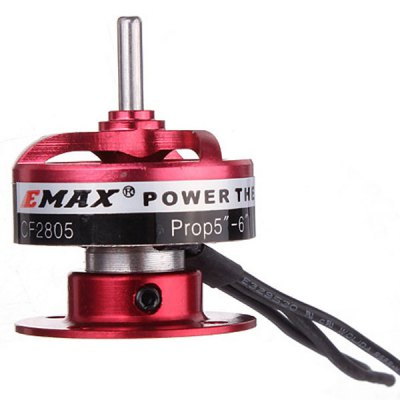 EMAX CF Series CF2805 COMBO - 2 2840KV Brushless Outrunner Motor with Propeller Saver for RC AeromodellingMulti Rotor Parts<br>EMAX CF Series CF2805 COMBO - 2 2840KV Brushless Outrunner Motor with Propeller Saver for RC Aeromodelling<br><br>Type: Propellers<br>Feature: Tools/accessories of radio control series toy<br>Package weight: 0.100 kg<br>Package size (L x W x H): 8 x 6 x 3 cm / 3.14 x 2.36 x 1.18 inches<br>Package Contents: 1 x CF2805 Motor, 1 x Propeller Saver Set (As the Pic)