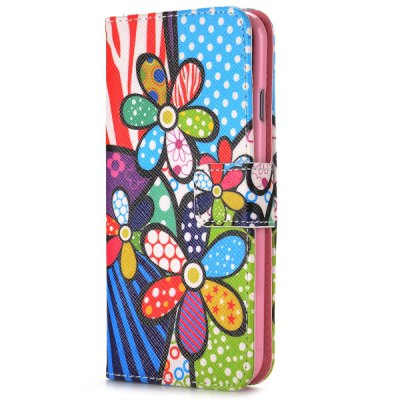 Flower Full Body Case with Credit Card Holder Stand Function for iPHone 6  -  4.7 inchesiPhone Cases/Covers<br>Flower Full Body Case with Credit Card Holder Stand Function for iPHone 6  -  4.7 inches<br><br>Compatible for Apple: iPhone 6<br>Features: With Credit Card Holder, Full Body Cases, Cases with Stand<br>Material: PU Leather, TPU<br>Style: Owls<br>Color: Assorted Colors<br>Product weight : 0.042 kg<br>Package weight : 0.09 kg<br>Product size (L x W x H): 13.5 x 7 x 1 cm / 5.31 x 2.75 x 0.39 inches<br>Package size (L x W x H) : 15 x 8 x 2 cm / 5.90 x 3.14 x 0.79 inches<br>Package contents: 1 x Full Body Case