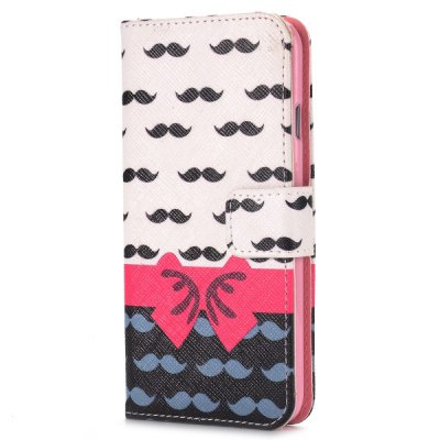 Гаджет   Bowknot Full Body Case with Credit Card Holder Stand Function for iPHone 6  -  4.7 inches iPhone Cases/Covers