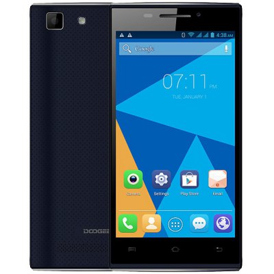 DOOGEE TURBO mini F1 4.5 inch Android 4.4 4G LTE Smartphone