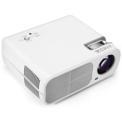 BL - 02 Multifunctional Home Theater LCD Projector ( 2600 LM 800 x 480 Pixels ) Support 1080P ( AC 110 - 240V )