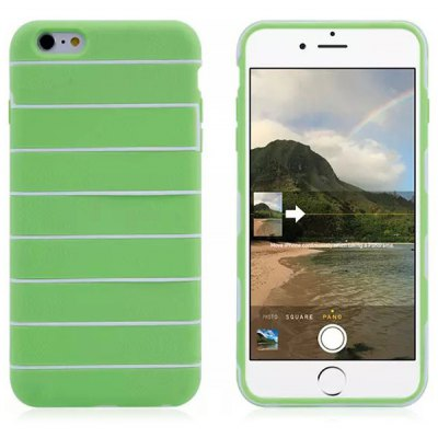 TPU Material Back Cover Case for iPhone 6 Plus - 5.5 inches