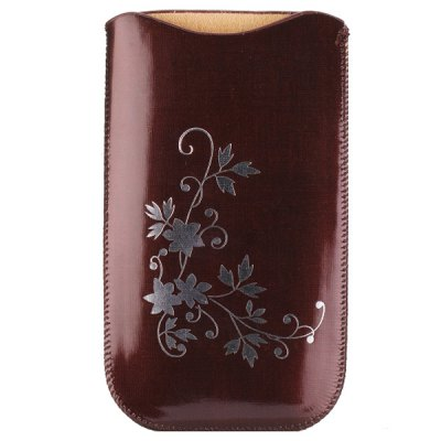 Flower Design Soft Sleeve Pouch Bag Leather Case for iPhone 6  -  4.7 inchesiPhone Cases/Covers<br>Flower Design Soft Sleeve Pouch Bag Leather Case for iPhone 6  -  4.7 inches<br><br>Compatible for Apple: iPhone 6<br>Features: Pouches<br>Material: PU Leather<br>Style: Pattern<br>Color: Purple, Rose, Black, Brown, White, Gray, Red, Coffee, Blue<br>Product weight : 0.021 kg<br>Package weight : 0.07 kg<br>Product size (L x W x H): 11 x 6 x 1 cm / 4.32 x 2.36 x 0.39 inches<br>Package size (L x W x H) : 12 x 7 x 2 cm / 4.72 x 2.75 x 0.79 inches<br>Package contents: 1 x Pouch