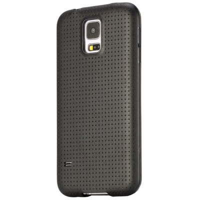 ФОТО Mesh Design TPU Protective Back Cover Case for Samsung Galaxy S5 I9600