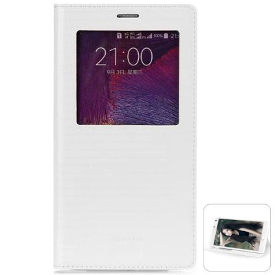 Гаджет   ViLi Practical PU Leather and TPU Material Cover Case for Samsung Galaxy Note 4 N9100 Samsung Cases/Covers