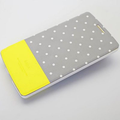 Гаджет   Kajsa Protective Flip PU Cover Case with Plka Dots for LG G3 Other Cases/Covers
