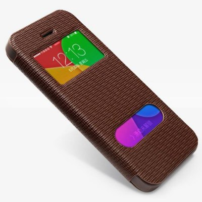 Moby Anti - dust TPU + Leather Stand Function Full Body Case for iPhone 5 / 5SiPhone Cases/Covers<br>Moby Anti - dust TPU + Leather Stand Function Full Body Case for iPhone 5 / 5S<br><br>Compatible for Apple: iPhone 5/5S<br>Features: Anti-knock, Dirt-resistant, Full Body Cases, Cases with Stand, With View Window<br>Material: Genuine Leather, TPU<br>Style: Modern, Solid Color<br>Color: Black, Blue, Coffee<br>Product weight : 0.070 kg<br>Package weight : 0.180 kg<br>Product size (L x W x H): 13 x 6.5 x 1.3 cm / 5.11 x 2.55 x 0.51 inches<br>Package size (L x W x H) : 23 x 12 x 3 cm / 9.04 x 4.72 x 1.18 inches<br>Package contents: 1 x Case