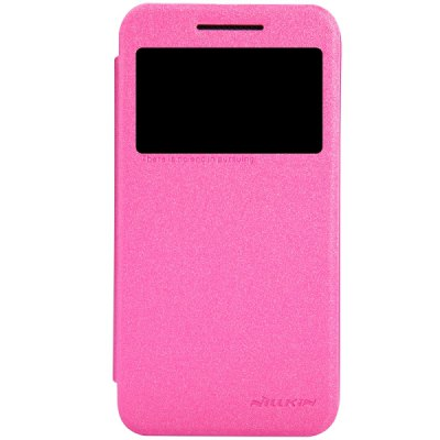 Гаджет   Nillkin Sparkle Series S View Window Pattern Flip PU Leather Case for HTC Desire 616 D616W Other Cases/Covers