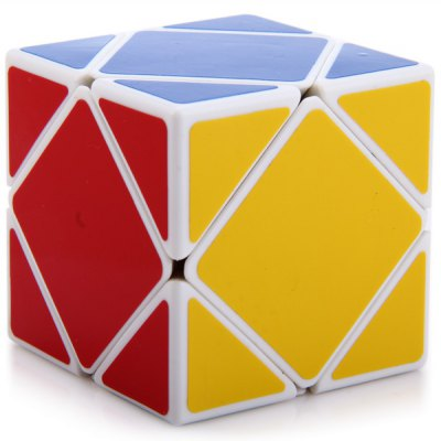 Shengshou Challenging 3 x 3 x 3 Skewb Cube Educational Toy