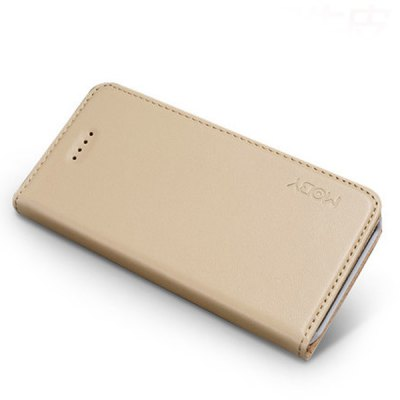 Фотография Moby Anti - dust Plastic + Leather Full Body Case for iPhone 5 / 5S