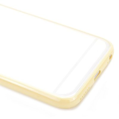 Фотография PC TPU Material Transparent Back Cover Case for iPhone 6  -  4.7 inches