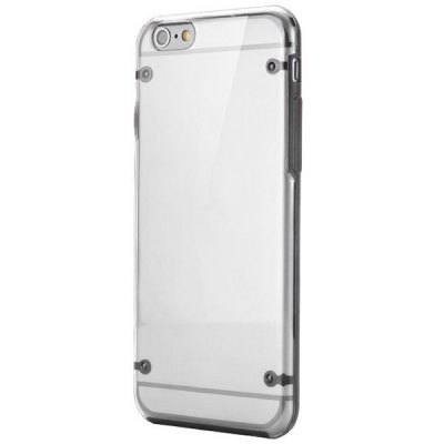 Гаджет   Super Slim Back Cover Case with PC TPU Material for iPhone 6  -  4.7 inches iPhone Cases/Covers