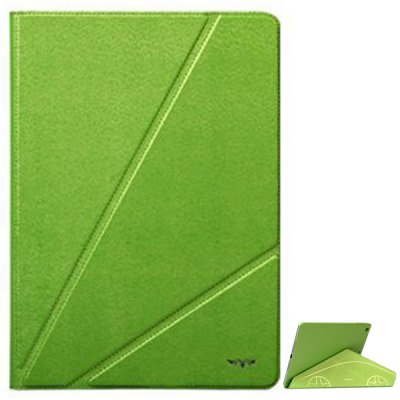 Гаджет   XUNDD Stand Design PU and PC Material Cover Case for iPad Air iPad Cases/Covers