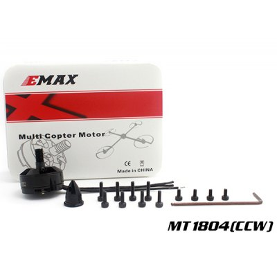 EMAX MT Series MT1804 2480KV Brushless CCW Motor Multi - rotor Quadcopter RC Models Spare Parts