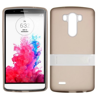 Matte Style Phone Case with Support for LG G3 D850 LS990