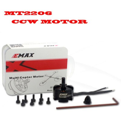 EMAX MT Series MT2206 1500KV Brushless CCW Motor Multi - rotor Quadcopter RC Models Spare Parts