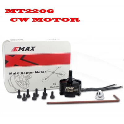 EMAX MT Series MT2206 1500KV Brushless CW Motor Multi - rotor Quadcopter RC Models Spare Parts