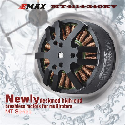 EMAX MT Series MT4114 340KV Brushless Multi Copters Motor Multi - rotor Quadcopter RC Models Spare Parts