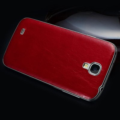 Гаджет   Moby Vintage Waxy Genuine Leather Back Case Protector for Samsung Galaxy S4 i9500 Samsung Cases/Covers