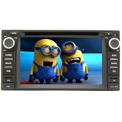 Rungrace RL - 302AGIR 6.2 inch LCD Digital Touch Screen ISDB - T In - Dash Car DVD Player for ToyotaCar DVD Player<br>Rungrace RL - 302AGIR 6.2 inch LCD Digital Touch Screen ISDB - T In - Dash Car DVD Player for Toyota<br><br>Model: RL-302AGIR<br>Type  : 2-DIN<br>Installation Site : In-Dash<br>Special Function  : GPS<br>Screen Type: Digital touch screen<br>Screen Size : 6.2inch<br>Screen Resolution : 800 x 480<br>RAM (memory): DDR3 1GB<br>DVD Video Format: MP4, AVI<br>USB/SD Video Format: MP4, AVI<br>DVD Audio Format: WMA, MP3<br>Picture Format: JPEG<br>Media Format : DVD-R/RW, CD<br>OSD Language: Italian, Spanish, Chinese, Hebrew, Turkish, English, French, Arabic, Portuguese, Russian, German, Japanse<br>Product weight   : 2.900 kg<br>Package weight   : 3.050 kg<br>Product size (L x W x H)  : 20.5 x 16.5 x 10 cm / 8.06 x 6.48 x 3.93 inches<br>Package size (L x W x H)  : 25 x 23 x 16 cm / 9.83 x 9.04 x 6.29 inches<br>Package Contents: 1 x Host, 1 x Cable for iPod, 1 x Power Cable, 1 x GPS Antenna, 1 x TV Antenna, 1 x Remote Control