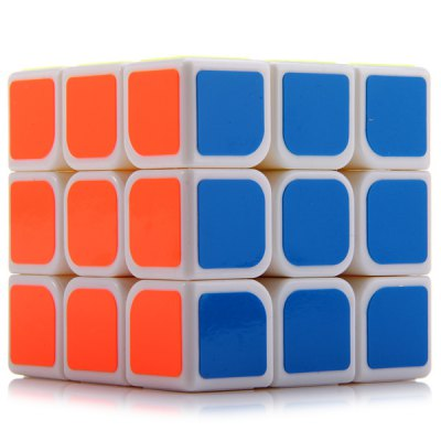 YJ8305 3x3x3 Three Layers Magic Rubik Cube Brain TeaserClassic Toys<br>YJ8305 3x3x3 Three Layers Magic Rubik Cube Brain Teaser<br><br>Type: Magic Cubes<br>Difficulty: 3x3x3<br>Material: Plastic<br>Age: Above 6 year-old<br>Product Weight  : 0.080 kg<br>Package Weight   : 0.1 kg<br>Product Size (L x W x H)  : 5.5 x 5.5 x 5.5 cm / 2.16 x 2.16 x 2.16 inches<br>Package Size (L x W x H)  : 6 x 6 x 6 cm / 2.36 x 2.36 x 2.36 inches<br>Package Contents: 1 x YJ8305 3x3x3 Rubik Cube