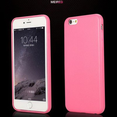 ФОТО XUNDD Practical PU and PC Material Back Case for iPhone 6 Plus  -  5.5 inches