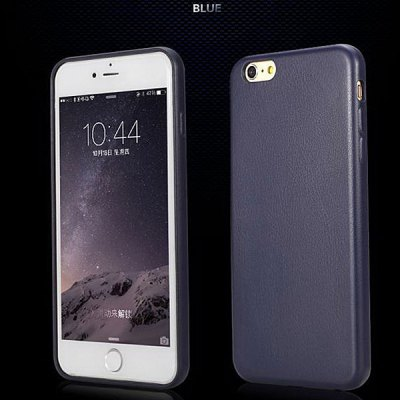 Гаджет   XUNDD Practical PU and PC Material Back Case for iPhone 6  -  4.7 inches iPhone Cases/Covers