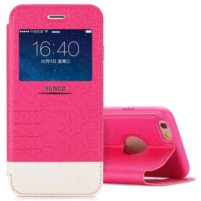 Гаджет   XUNDD Stylish PU and TPU Material Cover Case for iPhone 6  -  4.7 inches
