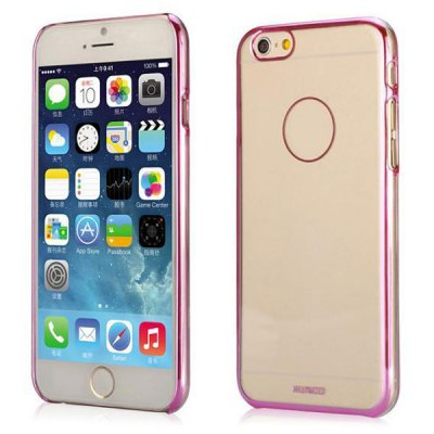 ФОТО XUNDD Transparent PC Material Back Case for iPhone 6  -  4.7 inches
