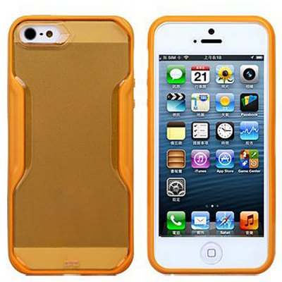 Гаджет   XUNDD Transparent PC and TPU Material Back Case for iPhone 5 5S iPhone Cases/Covers
