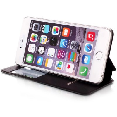 Фотография ViLi PU and PC Material Sliding Answer Cover Case for iPhone 6 Plus  -  5.5 inches