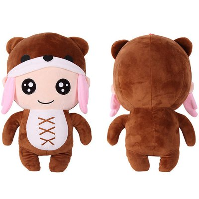 Cartoon 30cm League of Legends LOL Annie Plush Doll Stuffed Toy Kids GiftStuffed Cartoon Toys<br>Cartoon 30cm League of Legends LOL Annie Plush Doll Stuffed Toy Kids Gift<br><br>Material: Plush<br>Feature Type: European and American<br>Height: About 30cm ( 11.8 inches )<br>Product Weight   : 0.300 kg<br>Package Weight   : 0.500 kg<br>Product Size (L x W x H)  : 30.0 x 18.0 x 13.0 cm / 11.79 x 7.07 x 5.11 inches<br>Package Size (L x W x H)  : 35.0 x 21.0 x 17.0 cm / 13.76 x 8.25 x 6.68 inches<br>Package Contents: 1 x 30cm League of Legends LOL Annie Plush Doll