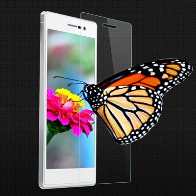 Moby High - definition 0.25mm 9H Hardness Tempered Glass Screen Protector for Huawei Ascend P7