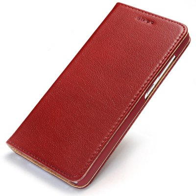 Гаджет   Moby Stylish Genuine Leather and TPU Cover Case for Xiaomi 4 Other Cases/Covers