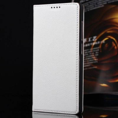 Гаджет   Moby Exquisite Genuine Leather and PC Material Cover Case for Redmi Note Other Cases/Covers