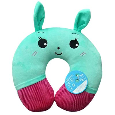 Eineng Smooth U - shape Music Pillow with Rabbit Patterns Travel PillowiPhone Speakers<br>Eineng Smooth U - shape Music Pillow with Rabbit Patterns Travel Pillow<br><br>Brand: Eineng<br>Compatibility: Motorola, LG, Nokia, HTC, Computer, Blackberry, iPhone, MP3, Sony Ericsson, iPad, MP4, Samsung, iPod<br>Color: Yellow, Pink, Gray, Red, Blue, Green, Brown, Black<br>Function: MP3 player<br>Product weight: 0.150 kg<br>Package weight: 0.25 kg<br>Product size (L x W x H) : 27 x 27 x 8 cm / 10.61 x 10.61 x 3.14 inches<br>Package size (L x W x H): 30 x 30 x 8 cm / 11.79 x 11.79 x 3.14 inches<br>Package Contents: 1 x Eineng Animal Pattern U-shape Neck Music Pillow