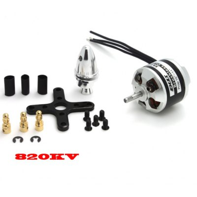 EMAX  XA Series XA2212 Outrunner Motor Kit with Accessories RC Models Spare Parts